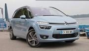 Essai nouveau Citroën Grand C4 Picasso BlueHDI 150
