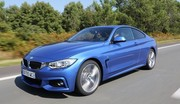 Essai BMW 435i Coupé M Sport 2013 : un coupé qui se met en 4