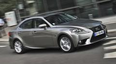 Essai Lexus IS 300h Pack : Vraiment aboutie