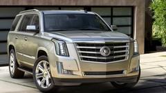 Voici le nouveau Cadillac Escalade