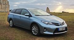 Essai Toyota Auris Touring Sports : Grand volume et gros bonus