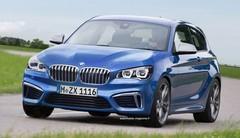BMW Série 1 2016 : Une Mini devenue grande