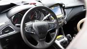 À bord de la future Chevrolet Cruze