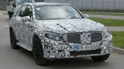 Mercedes GLK 2015 : Plus lisse !