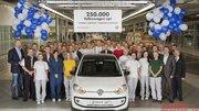 250 000 VW Up! dans le monde