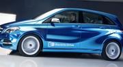 Mercedes pense que sa Classe B électrique sera meilleure que l'i3 de BMW