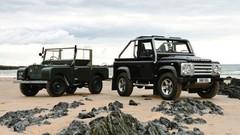 Land Rover met fin à la carrière du Defender