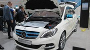 Mercedes Classe B Electric Drive : le premier monospace électrique