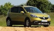 Essai Renault Scénic XMOD : la famille s'encanaille