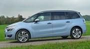 Essai Citroën Grand C4 Picasso: place au BlueHDi