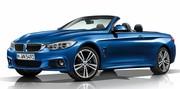 La BMW Série 4 se décline en cabriolet