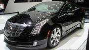 GM bien trop gourmand pour sa Cadillac ELR