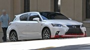 Lexus CT 200h 2014 : le restylage en scoop