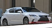 Lexus CT200h : restylage imminent