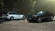 Alpina D3 Biturbo : le Diesel le plus rapide de la production