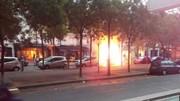 Deux Autolib en feu dans Paris