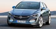 Opel Astra 2015 : Retour aux affaires