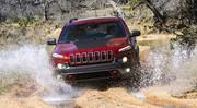 Jeep Cherokee (2014) : la commercialisation encore retardée