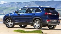 Le nouveau Jeep Cherokee n'est toujours pas commercialisé