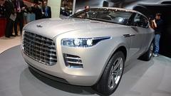 Aston Martin : renaissance de la marque Lagonda ?