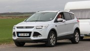 """Le Ford Kuga élu """"meilleure tractrice 2013"""""""