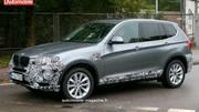 Restylage BMW X3 : Remise en forme