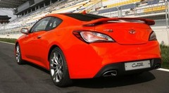 La Hyundai Coupé Genesis quitte la France