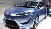 Toyota : un véhicule à hydrogène de 136 chevaux en 2015 ?