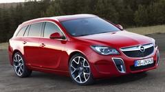 Essai Opel Insignia 99 g et Insignia OPC