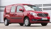 Mercedes Citan : deux nouveaux moteurs et une version longue