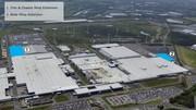 Infiniti : la construction de l'usine européenne a commencé !