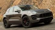 Porsche Macan 2014 : nouvelles photos de prototypes