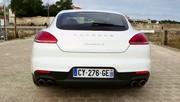 Essai  Porsche Panamera S e-Hybrid 2013