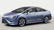 Toyota : Une berline à hydrogène dans deux ans à moins de 60 000 €