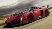Lamborghini Veneno Roadster : Triple dose d'adrénaline