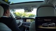 Essai Mercedes Classe S : Le chauffeur est de série