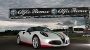L'Alfa Romeo 4C a bouclé le tour du Nürburgring en 8,04 minutes