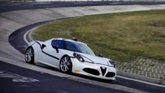 Alfa Romeo 4C : la vidéo sur le Nürburgring !