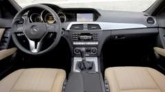 Mercedes-Benz Classe C 2014 : premier teaser vidéo