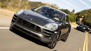 Derniers roulages pour le Porsche Macan