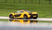 McLaren précise les performances de sa P1