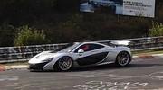 McLaren P1 : elle aurait signé un chrono record de 6'47'' sur le Nürburgring !