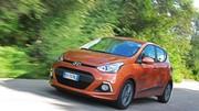 Essai de la nouvelle Hyundai i10, la citadine qui voit grand (2013)