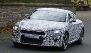 Le futur Audi TT se montre enfin