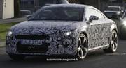 Audi TT Coupé 2014 : En route pour Paris