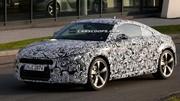 Audi TT : la 3ème génération se prépare