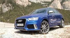 Essai Audi RS Q3 : un modèle à part