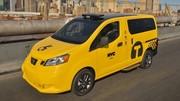Comment le Nissan NV200 Taxi veut conquérir New York
