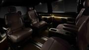 Mercedes Classe V : premières photos de l'habitacle