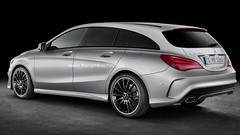 Mercedes CLA : la version Shooting Brake en 2015 ?